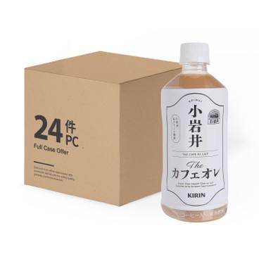 KOIWAI - MILK COFFEE-CASE OFFER - 500MLX24