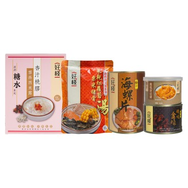 Good Point - INSTANT DRIED SEAFOOD SET - SET