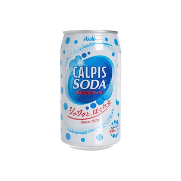 ASAHI - CALPIS SODA - 350MLX3