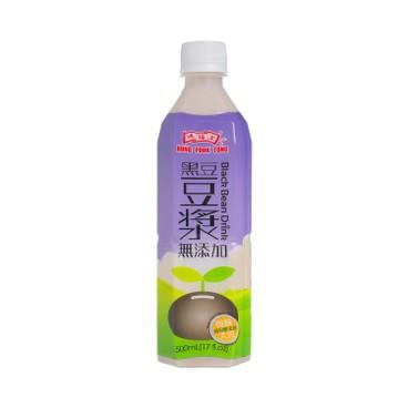 鴻福堂 - 濃香黑豆豆漿 - 500MLX6