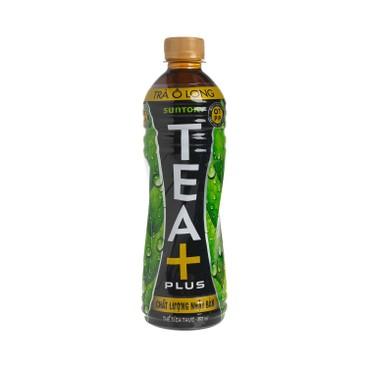 SUNTORY(PARALLEL IMPORT) - TEA PLUS OOLONG TEA - 455MLX4