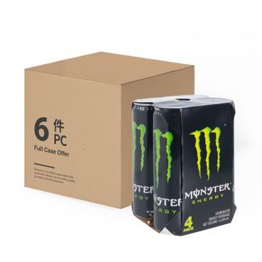 MONSTER - ULTRA ENERGY DRINK-CASE OFFER - 355MLX4X6