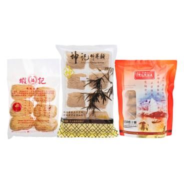 ZTORE SPECIAL - Classic HK Taste - Famous Local Noodle Assortment A - SET