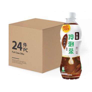 VITA - Cold Brew No Sugar Tea High Mountain Puer Tea - CASE OFFER - 500MLX24