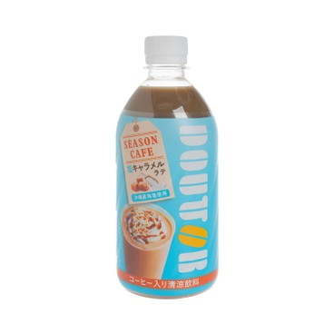 ASAHI - DOUTOR SEASON CAFÉ SALT CARAME - 480MLX3