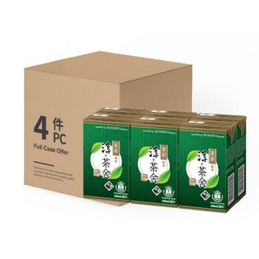 淳。茶舍 - 銀毫茉莉綠茶-原箱 - 250MLX6X4