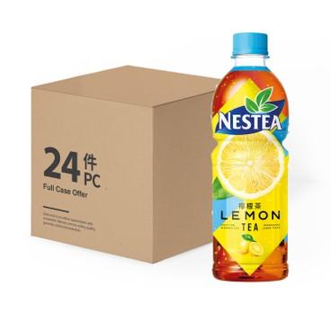 NESTEA 雀巢茶品 - 檸檬茶-原箱 - 480MLX24