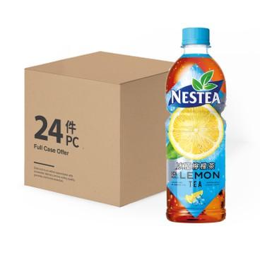 NESTEA 雀巢茶品 - 冰極檸檬茶-原箱 - 480MLX24