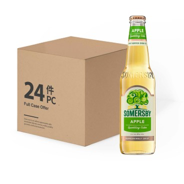 SOMERSBY - Apple Cider - 330MLX24