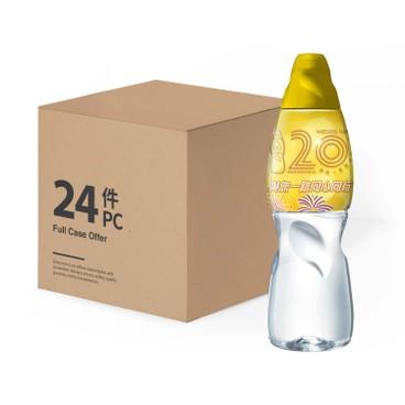屈臣氏 - 蒸餾水-原箱(新舊包裝隨機發送) - 800MLX24