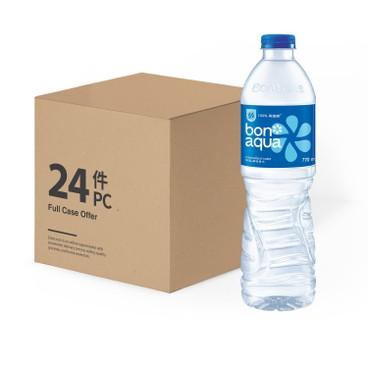 BONAQUA - Mineralized Water - 770MLX24