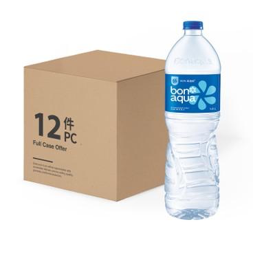 BONAQUA - Mineralized Water - 1.5LX12