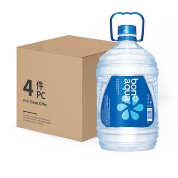BONAQUA 飛雪 - 礦泉水-原箱 - 5LX4