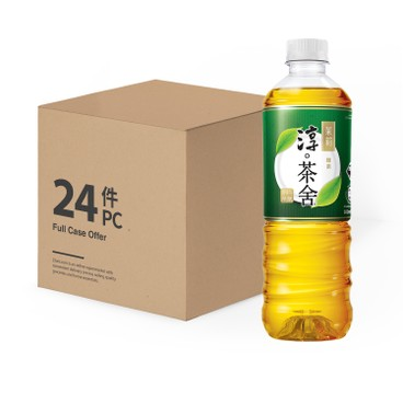 淳。茶舍 - 銀毫茉莉綠茶-原箱 - 500MLX24