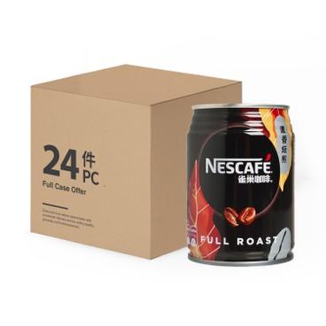 NESCAFE - Full Roast case - 250MLX24
