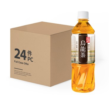TAO TI - Supreme Oolong Tea case Offer - 500MLX24