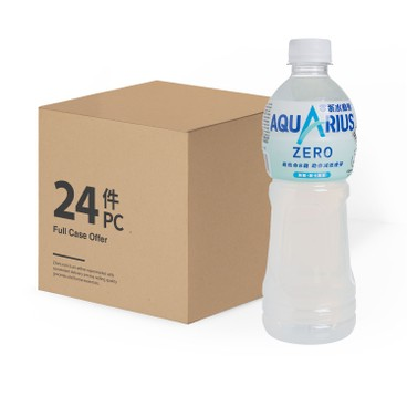 水動樂 - 零系電解質補充飲品-原箱 - 500MLX24