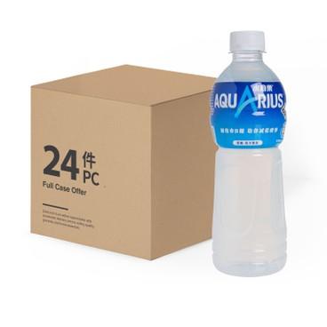 AQUARIUS - Electrolytes Replenish Drink case - 500MLX24