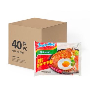 營多(平行進口) - 傳統印尼撈麵-原箱 - 85GX5X8