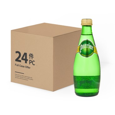 PERRIER(PARALLEL IMPORT) - Sparkling Mineral Water Twist - 330MLX4X6