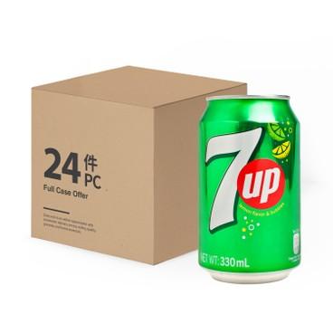 7 UP - Soft Drink - 330MLX24