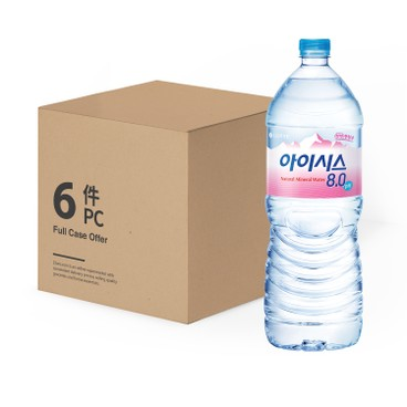 LOTTE ICIS - Mineral Water Ph 8 0 - 2LX6