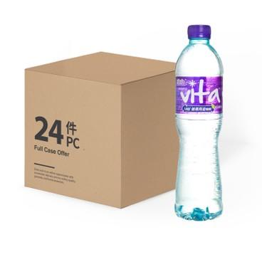 VITA 維他 - 純蒸餾水-原箱 - 700MLX24