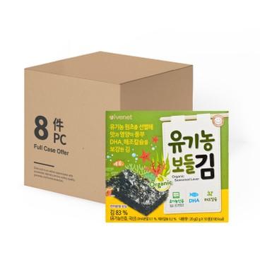 IVENET - Bebe Seaweed Laver - 2GX10X8