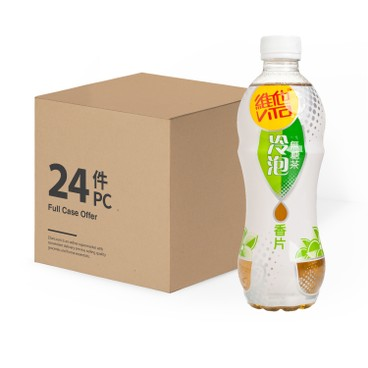 VITA 維他 - 冷泡無糖茶-香片 原箱 - 500MLX24