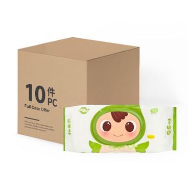 順順兒 - 原箱 頂級嬰兒濕紙巾 - 70'SX10
