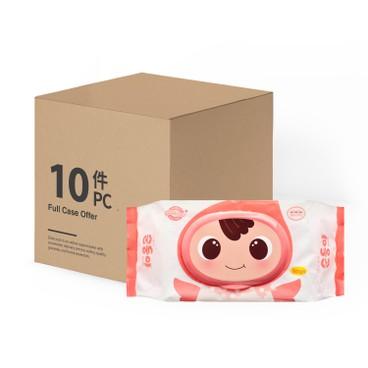 SOONDOONGI - Fragrance Free Baby Wet Tissue case Offer - 80'SX10