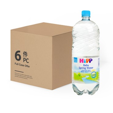 喜寶 - BB水 - 原箱 - 1.5LX6