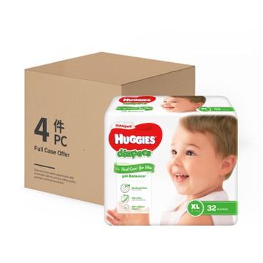 HUGGIES - Diamond Diaper Xl case Offer - 32'SX4