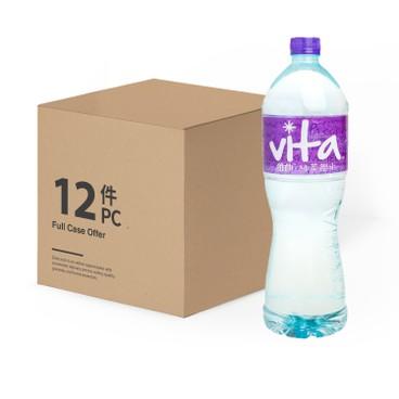 VITA 維他 - 純蒸餾水(原箱) - 1.5LX12