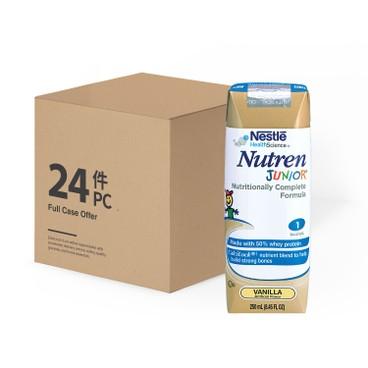 NESTLE - Nutren Junior Rtd case Offer - 237ML X 24