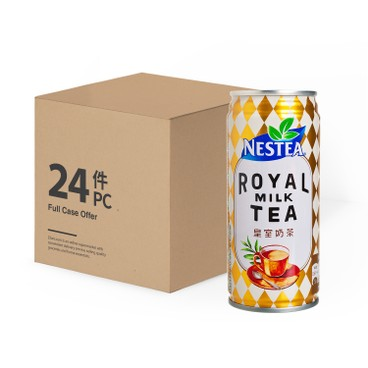 NESTEA 雀巢茶品 - 皇室奶茶-原箱 - 210MLX24