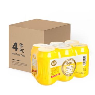 UMAI MUGI - Beer case - 330MLX6X4