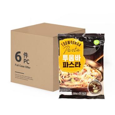 韓國李家麵 - 韓式卡邦尼意大利闊條麵-原箱 - 179.5GX6