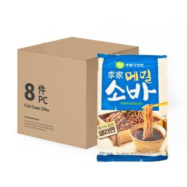 韓國李家麵 - 蕎麥冷麵-原箱 - 135.5GX8