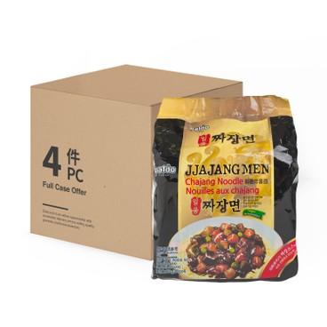 PALDO - Ilpoom Jajangmen blackbean Flavour case Offer - 200GX4X4
