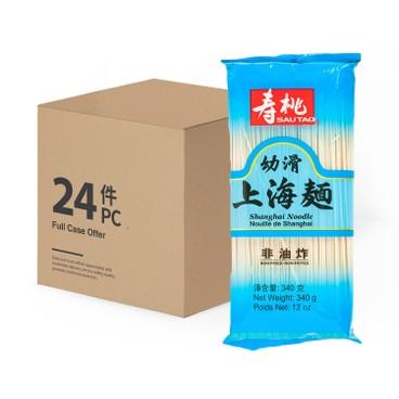 SAU TAO - Shanghai Noodle case Offer - 340GX24