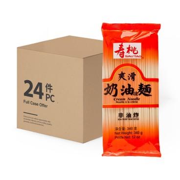 SAU TAO - Cream Noodle case Offer - 340GX24