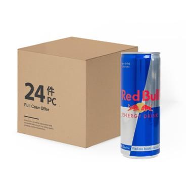 紅牛(平行進口) - 能量飲品 - 原箱 - 250MLX24