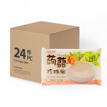 大地之作 - Q彈蒟蒻珍珠米-原箱 - 200GX24