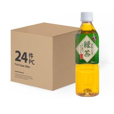 神戶茶房 - 綠茶 - 500MLX24