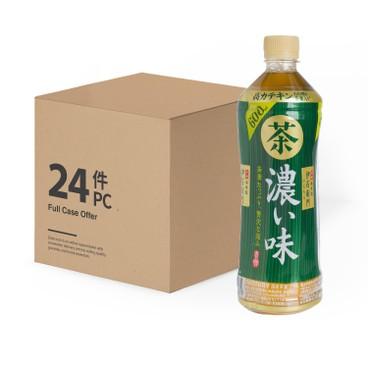 伊右衛門 - 濃味無糖綠茶-原箱 - 600MLX24