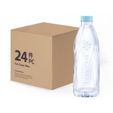 BONAQUA 飛雪 - 無招紙礦物質水-原箱 - 600MLX15