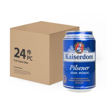 凱撒 - 德國比爾森啤酒 - 原箱 - 330MLX24