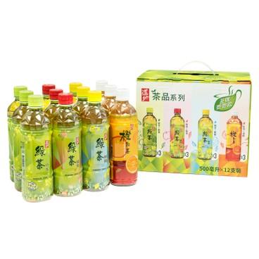 TAO TI - MIX DRINK BOX-TEA SERIES - 500MLX12