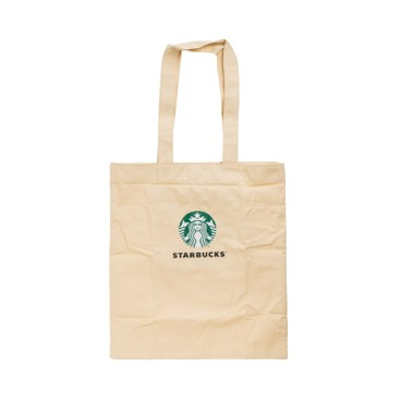 STARBUCKS - Canvas Tote Bag - PC